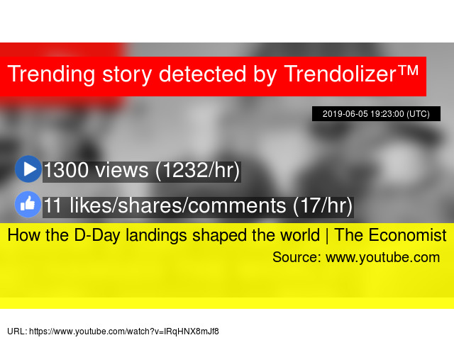 How the D-Day landings shaped the world | The Economist